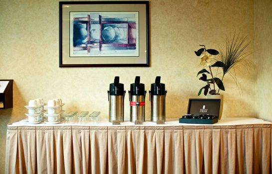 Sala de reuniones Hampton Inn & Suites by Hilton Vancouver-Downtown
