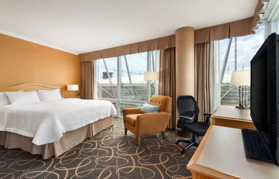 Habitación Hampton Inn & Suites by Hilton Vancouver-Downtown