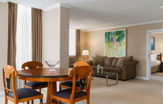 Suite DoubleTree by Hilton Toronto Downtown