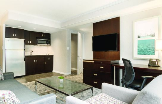 Zimmer DoubleTree by Hilton Toronto Downtown