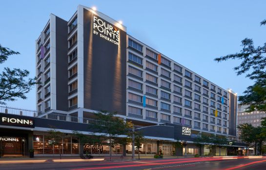 Außenansicht Four Points by Sheraton Windsor Downtown
