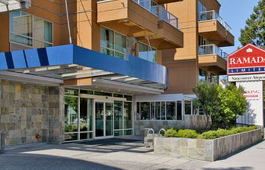 Exterior view RAMADA LIMITED VANCOUVER AIRPO
