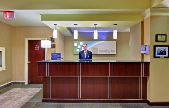 Hotelhalle Holiday Inn TORONTO BLOOR-YORKVILLE
