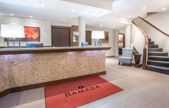 Hall RAMADA KAMLOOPS