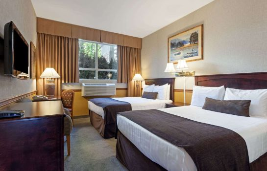 Room RAMADA LIMITED VANCOUVER AIRPO