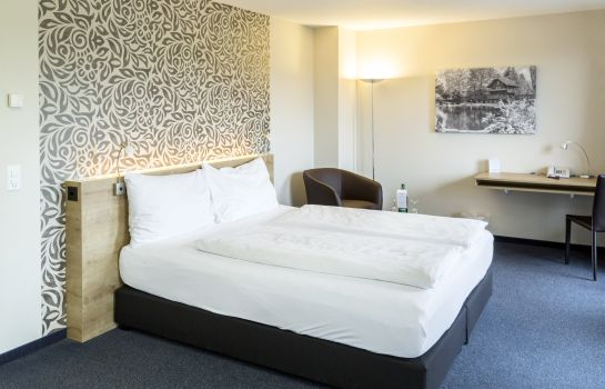 Chambre double (standard) aarau-WEST Swiss Quality Hotel