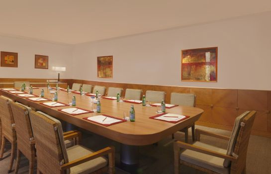 Conference room Chennai Trident