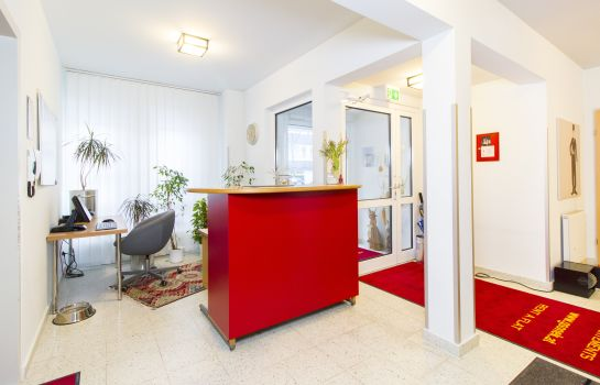 Empfang Apartmenthotel Residenz Donaucity
