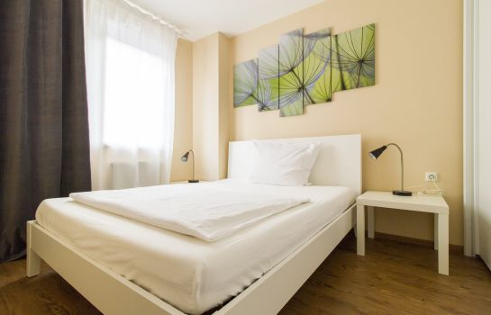 Double room (standard) Residenz Donaucity