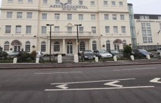 Exterior view London Croydon Aerodrome Hotel Signature Collection by Best Western