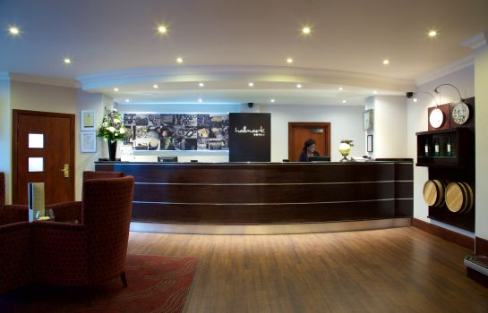 Empfang London Croydon Aerodrome Hotel Signature Collection by Best Western