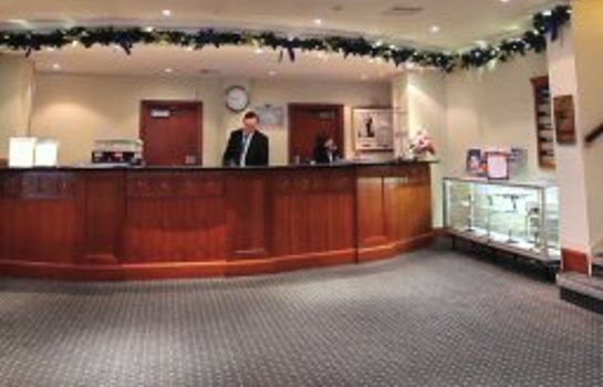 Reception London Croydon Aerodrome Hotel Signature Collection by Best Western