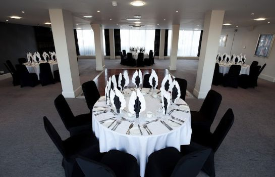 Conference room London Croydon Aerodrome Hotel Signature Collection by Best Western
