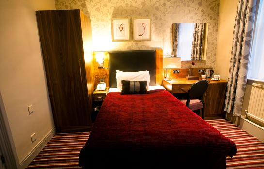 Single room (standard) London Croydon Aerodrome Hotel Signature Collection by Best Western