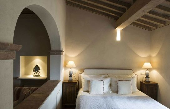Junior suite Castello di Velona SPA Resort & Winery