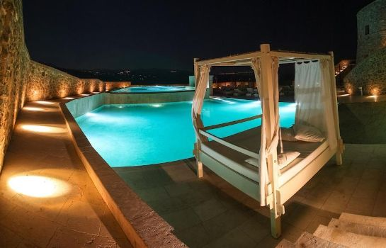 Whirlpool Castello di Velona Resort - The Leading Hotels of the World