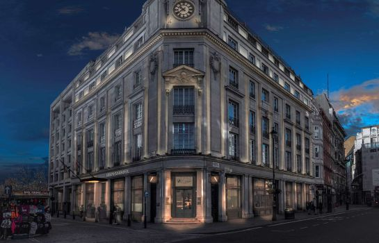 Exterior view The Trafalgar St. James London Curio Collection by Hilton