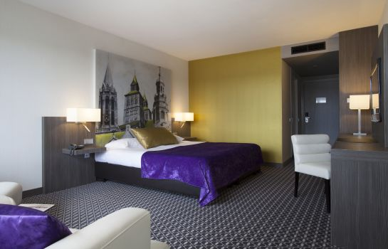 Tweepersoonskamer (comfort) Van der Valk Hotel Maastricht (Free Entrance Wellness Center)