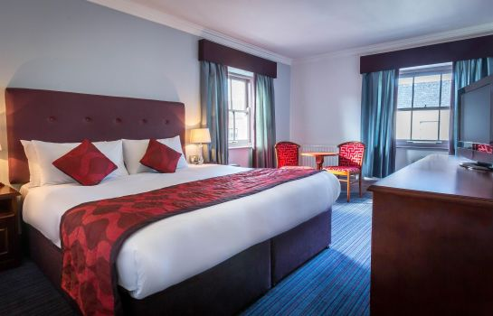 Double room (standard) Belvedere Hotel Parnell Square