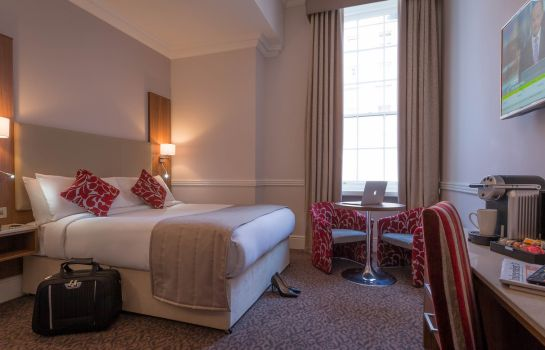 Double room (superior) Belvedere Hotel Parnell Square