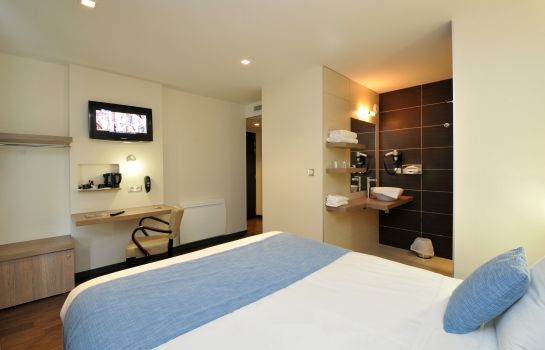 Doppelzimmer Komfort Sure Hotel by Best Western Reims Nord
