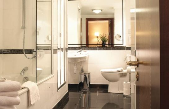 Bagno in camera Grange City A Grange Hotel