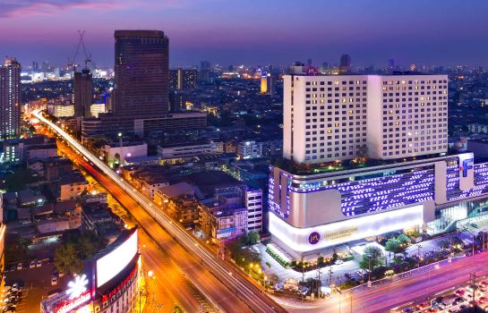 Exterior view Grand Mercure Bangkok Fortune