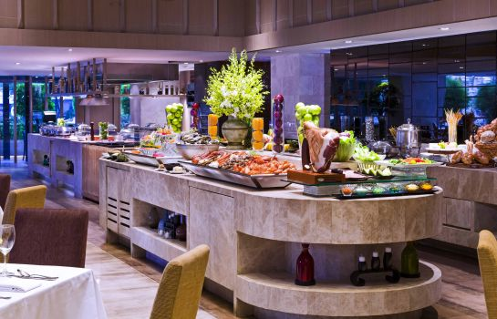 Restaurant Grand Mercure Bangkok Fortune