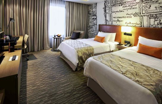 Chambre Grand Mercure Bangkok Fortune