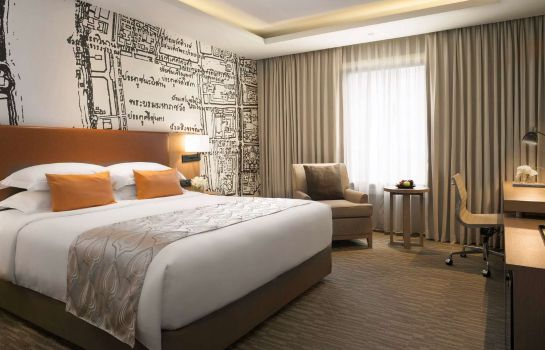 Room Grand Mercure Bangkok Fortune