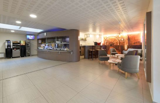 Hotelhalle Sure Hotel by Best Western Reims Nord