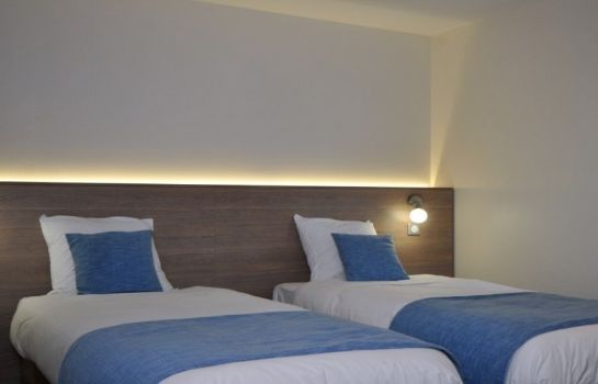 Zimmer Sure Hotel by Best Western Reims Nord