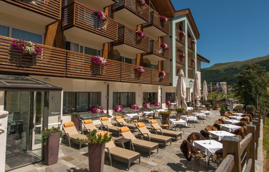 Terrasse Lac Salin Spa & Mountain Resort