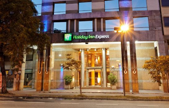 Exterior view Holiday Inn Express PUERTO MADERO