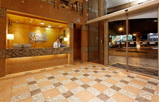Lobby Holiday Inn Express PUERTO MADERO