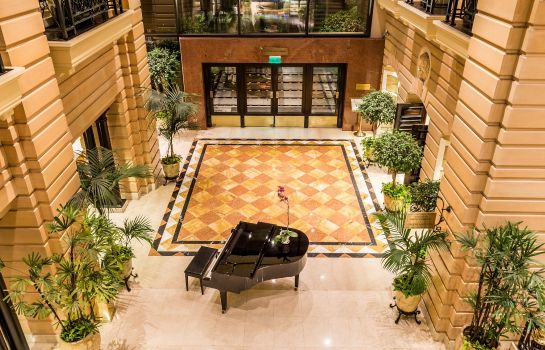 Lobby InterContinental BUENOS AIRES