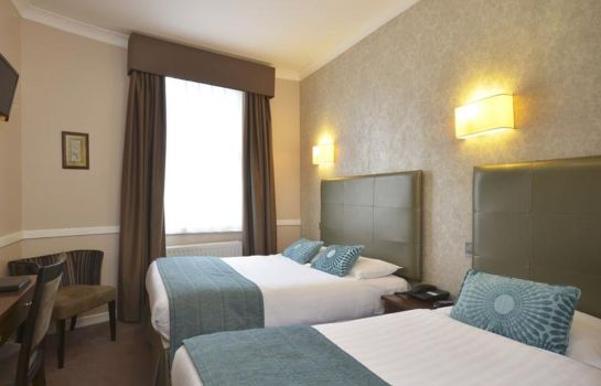 Triple room Princes Square