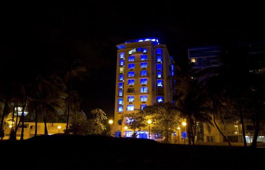 Vista exterior San Juan Water Beach Club Hote
