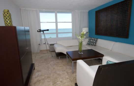 Habitación San Juan Water Beach Club Hote