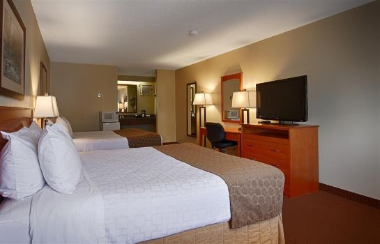 Habitación SureStay Plus Hotel By Best Western Salmon Arm