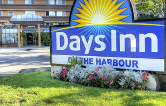 Vista exterior DAYS INN VICTORIA ON THE HARBR