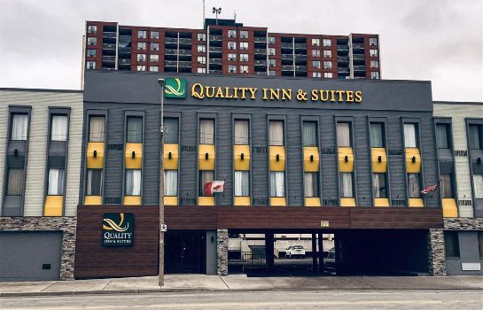 Buitenaanzicht Quality Inn and Suites Downtown