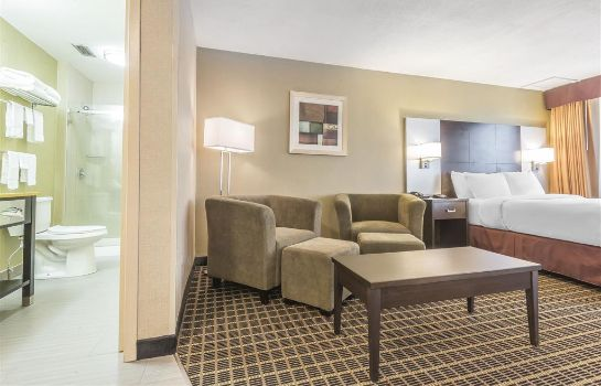 Kamers Quality Inn and Suites Downtown