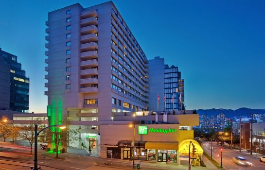 Buitenaanzicht Holiday Inn VANCOUVER-CENTRE (BROADWAY)