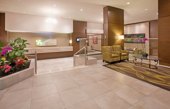 Hotelhal Holiday Inn VANCOUVER-CENTRE (BROADWAY)