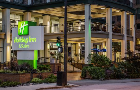 Außenansicht Holiday Inn & Suites VANCOUVER DOWNTOWN