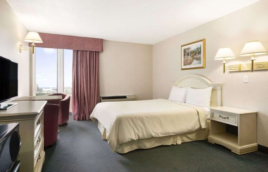 Pokój Travelodge Hotel by Wyndham Niagara Falls By the Falls