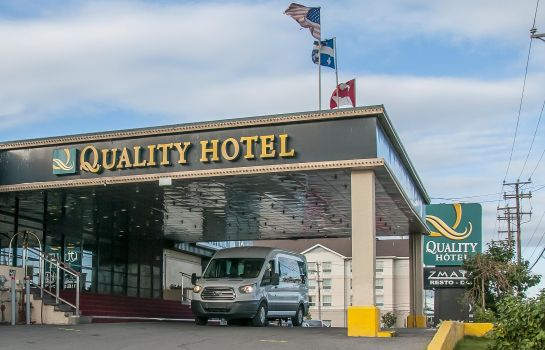 Exterior view Quality Hotel Dorval Aeroport