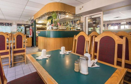 Restaurante Econo Lodge Surrey