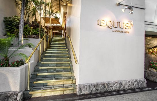 Widok zewnętrzny an Ascend Hotel Collection Member The Equus
